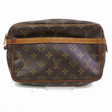 Load image into Gallery viewer, Louis Vuitton Vintage Monogram Compiegne 23 Clutch