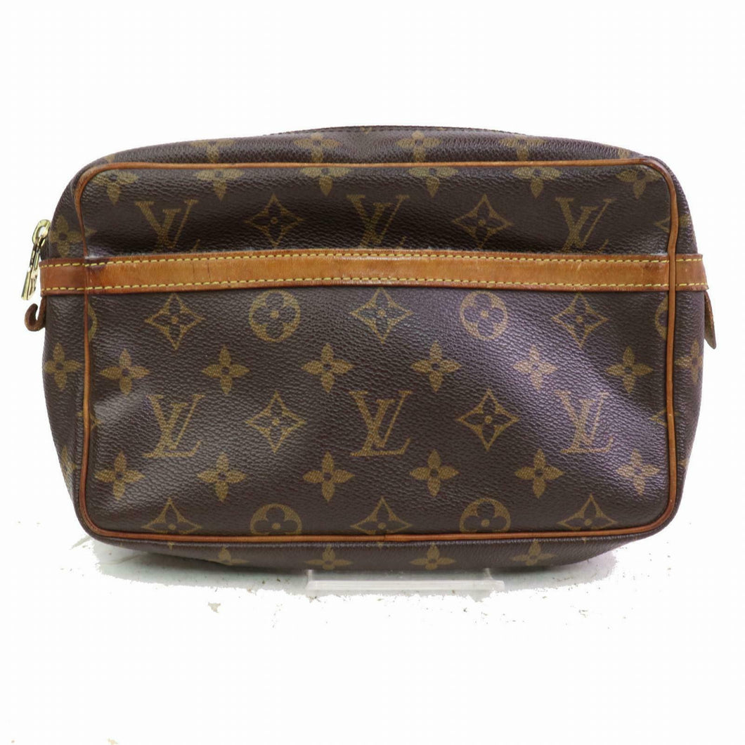 Louis Vuitton Vintage Monogram Compiegne 23 Clutch