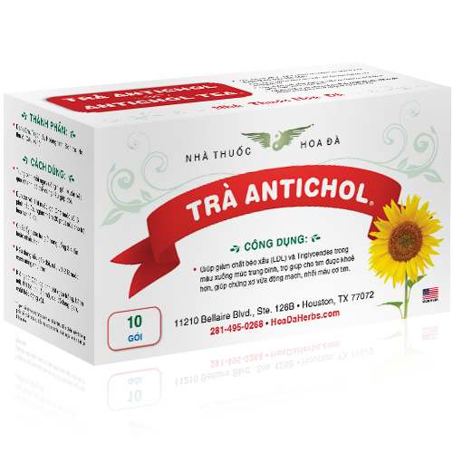 Antichol Tea