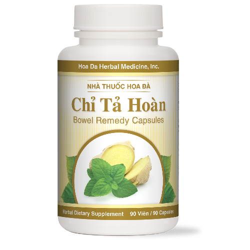 Bowel Remedy Capsules