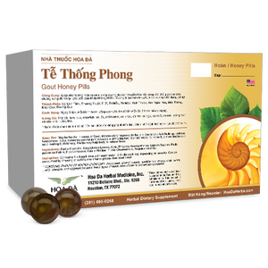 Gout Honey Pills