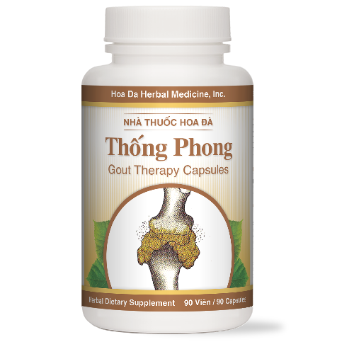 Gout Therapy Capsules