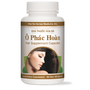 Hair Supplement Capsules