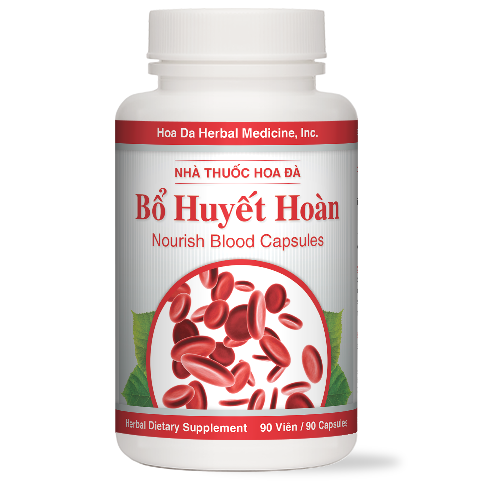 Nourish Blood Capsules