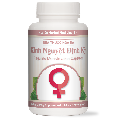 Regulate Menstruation Capsules