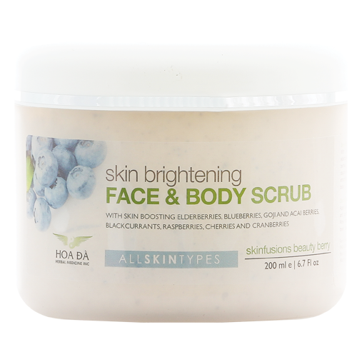 Skin Brightening Face and Body SCRUB