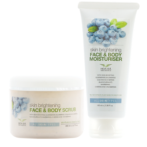 Skin Brightening Face and Body MOISTURIZER