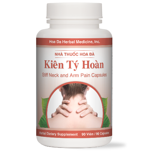 Stiff Neck & Arm Pain Capsules