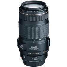 Canon EF 70-300mm f/4-5.6 IS MKII USM