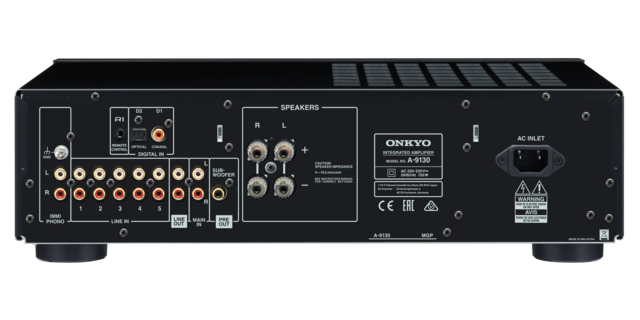 Onkyo A-9130 Integrated Stereo Amplifier