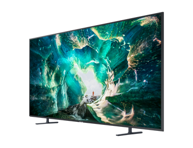 "Samsung 82"" 4K UHD Flat Smart TV"
