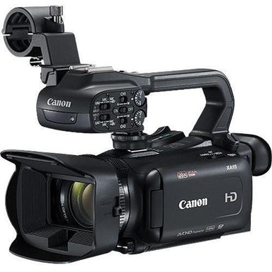 Canon XA15 A compact, professional Full HD camcorder