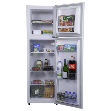 Hisense 161L Metallic Top Freezer