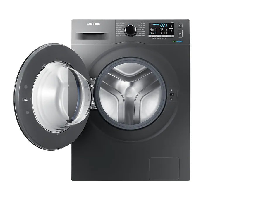 Samsung Washing Machine with ecobubble™, 8kg
