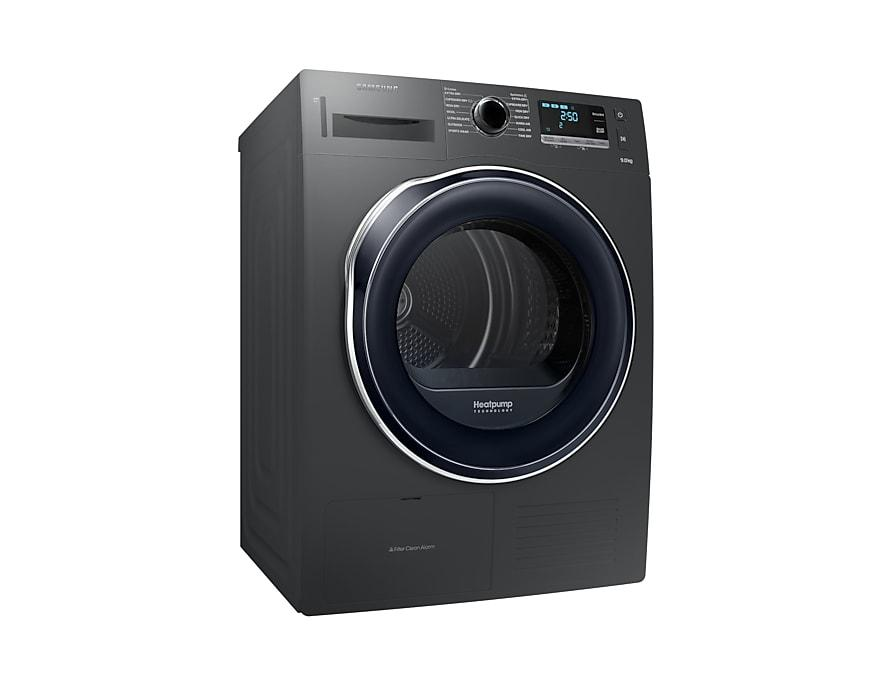 Samsung Tumble Dryer with Heat Pump Technology, 9 kg