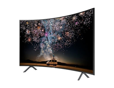 "Samsung 49"" UHD 4K Curved Smart TV"