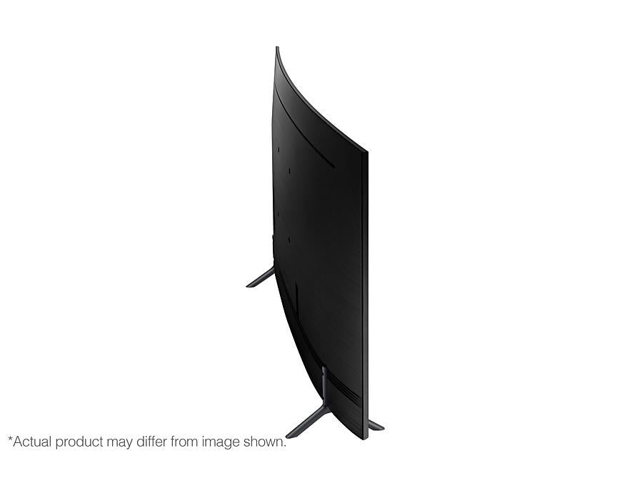 "Samsung 55"" UHD 4K Curved Smart TV"