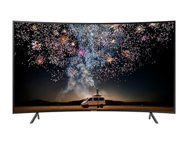"samsung 65"" UHD 4K Curved Smart TV"
