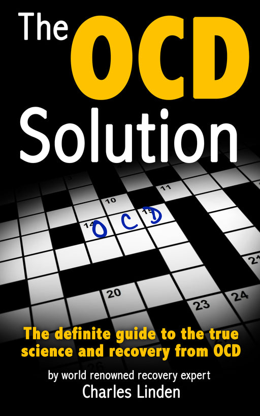 The OCD Solution - Paperback Book