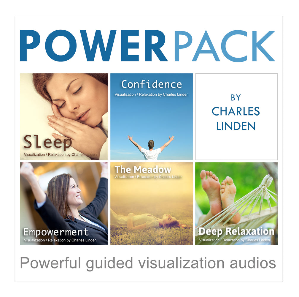 Charles Linden's Wellbeing Audio Series