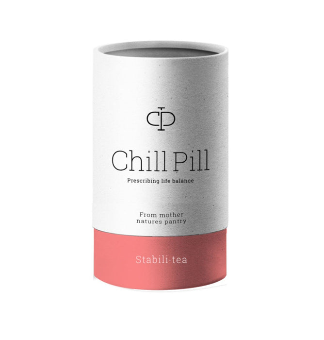 Chill Pill - Stabili-tea - Stress Relief Tea