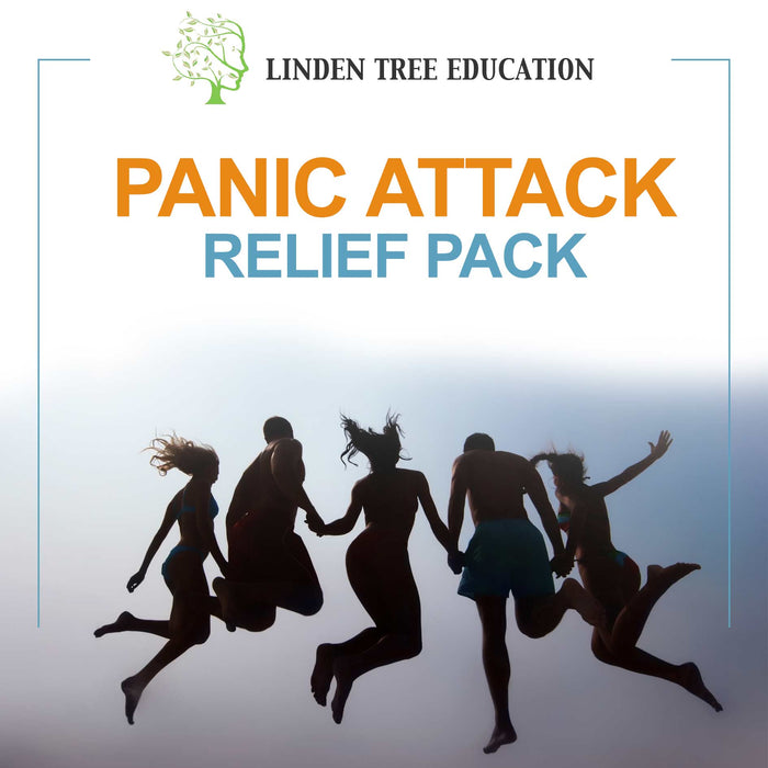 Panic Attack Relief Pack - The World's #1 Recovery Resource