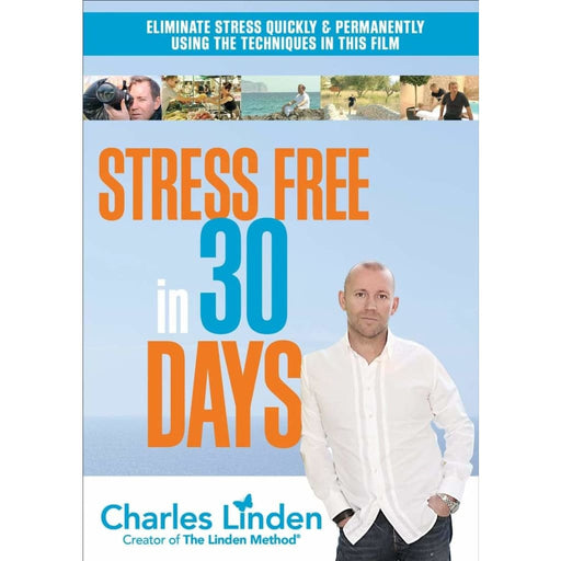 Stress Free In 30 Days Tv Series Dvd