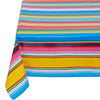 Serape Stripe Blue