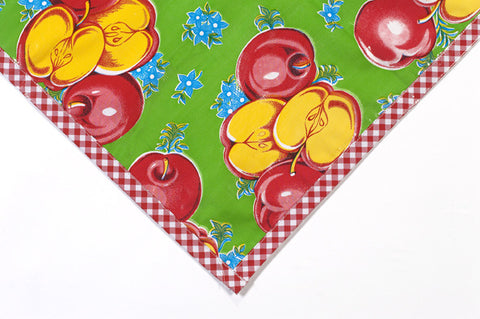 Tablecloth - Green Apples 48 x 102
