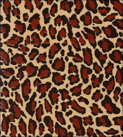 Leopard Oilcloth Fabric
