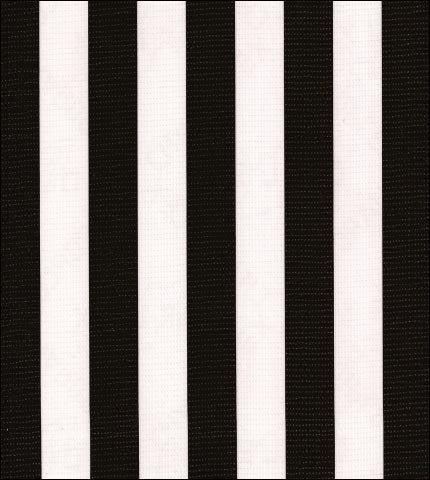 Stripe Black Oilcloth Roll