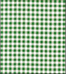 Gingham - Green Oilcloth Roll