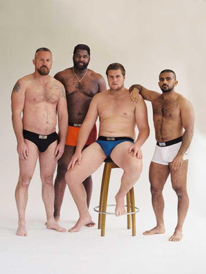 'Orgy' 5-pack of Briefs