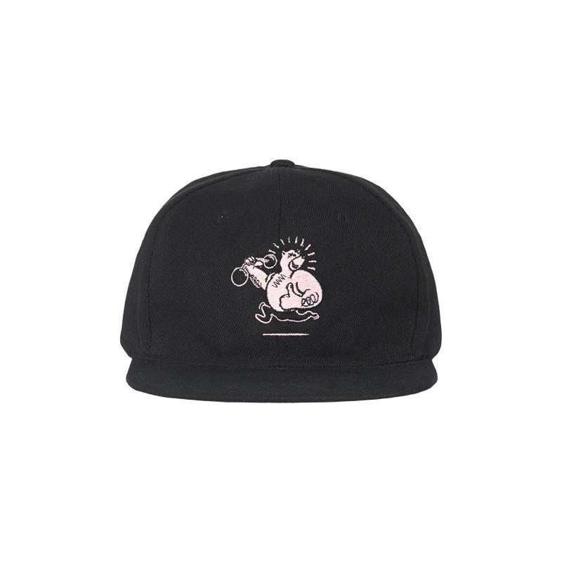 The Pleasure Dome (Flat Brim, Embroidered)