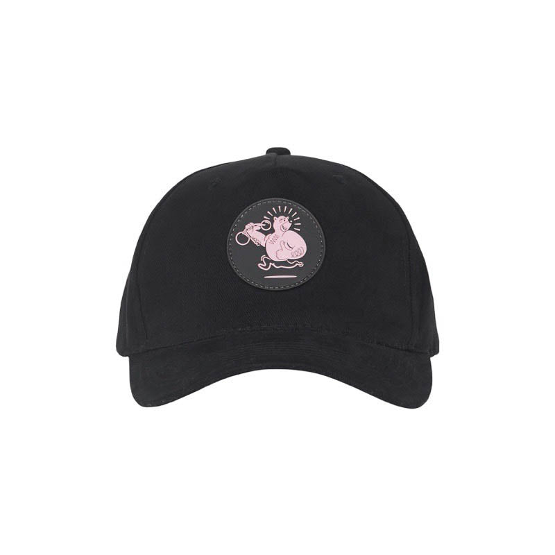 The Pleasure Dome (Curved Brim/Badge)