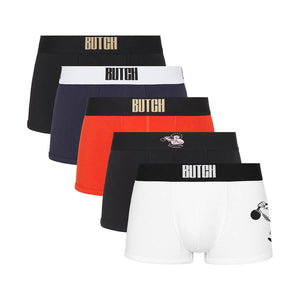 'Orgy' 5-pack of Boxers.