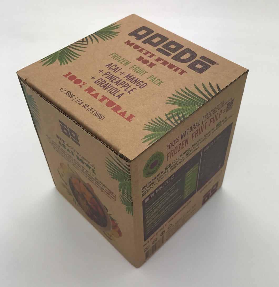Multifruit Açai Box