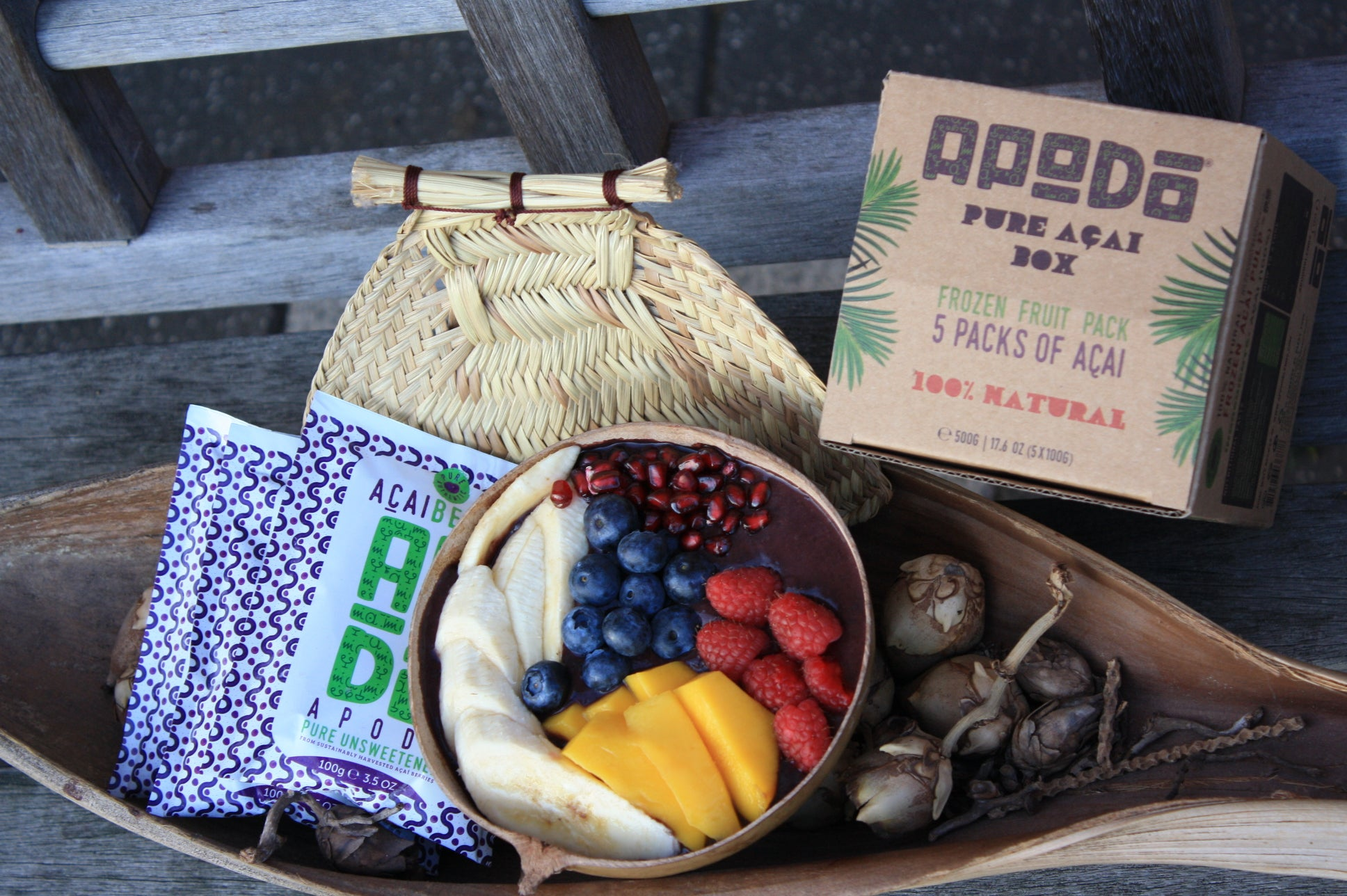 Pure Açai Box