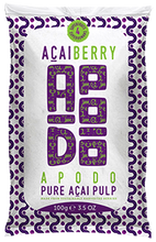 Load image into Gallery viewer, 5 sachets of Frozen Unsweetened Açai pulp