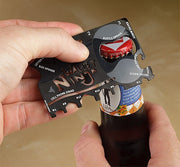 Wallet Ninja 18-in-1 Pocket Multi-Tool