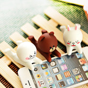 Animal Phone Stand Set