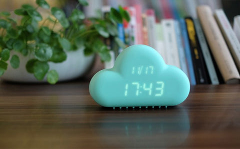Cloud Alarm Clock