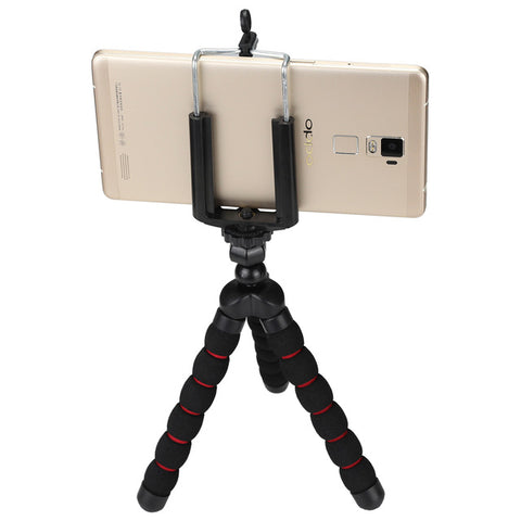 Small Octopus Tripod For iPhone X 8 6 7 plus