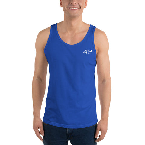 """42"" Tank Top for Geeks, SysAdmins, and Engineers"