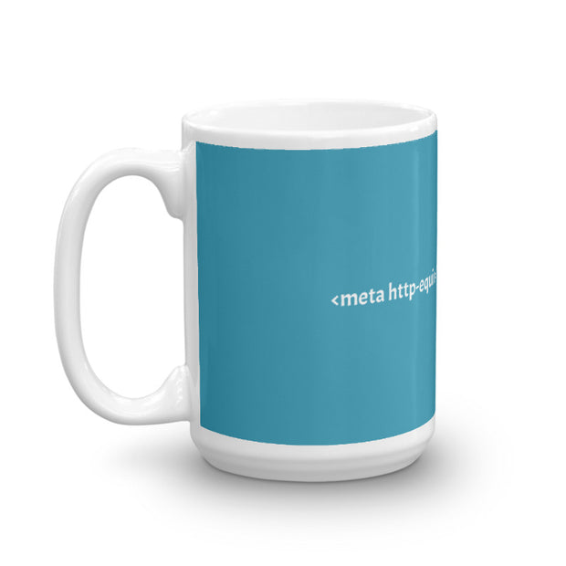 """&ltmeta http-equiv=""refresh"" coffee=""3600""&gt"".  Mug"