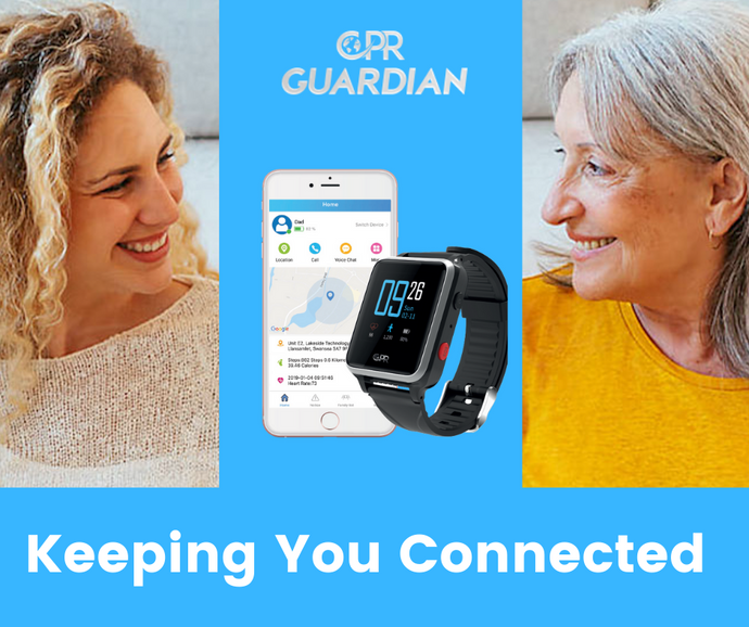 CPR Guardian Will Allow you to keep in contact with loved ones in the event of a second wave of COVID-19