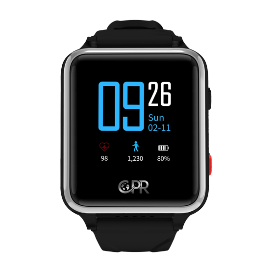 CPR Guardian II - watch face