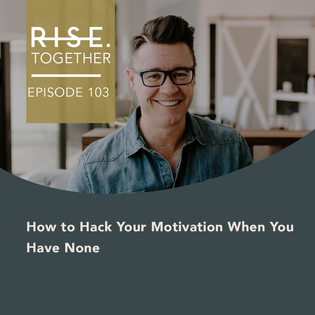 How to Hack Your Motivation When You Have None