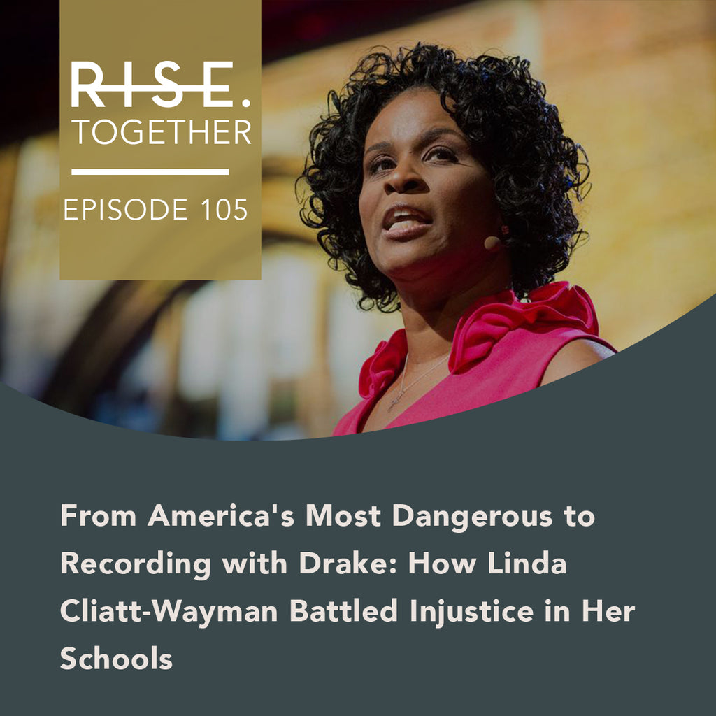 From America's Most Dangerous to Recording with Drake: How Linda Cliatt-Wayman Battled Injustice in Her Schools