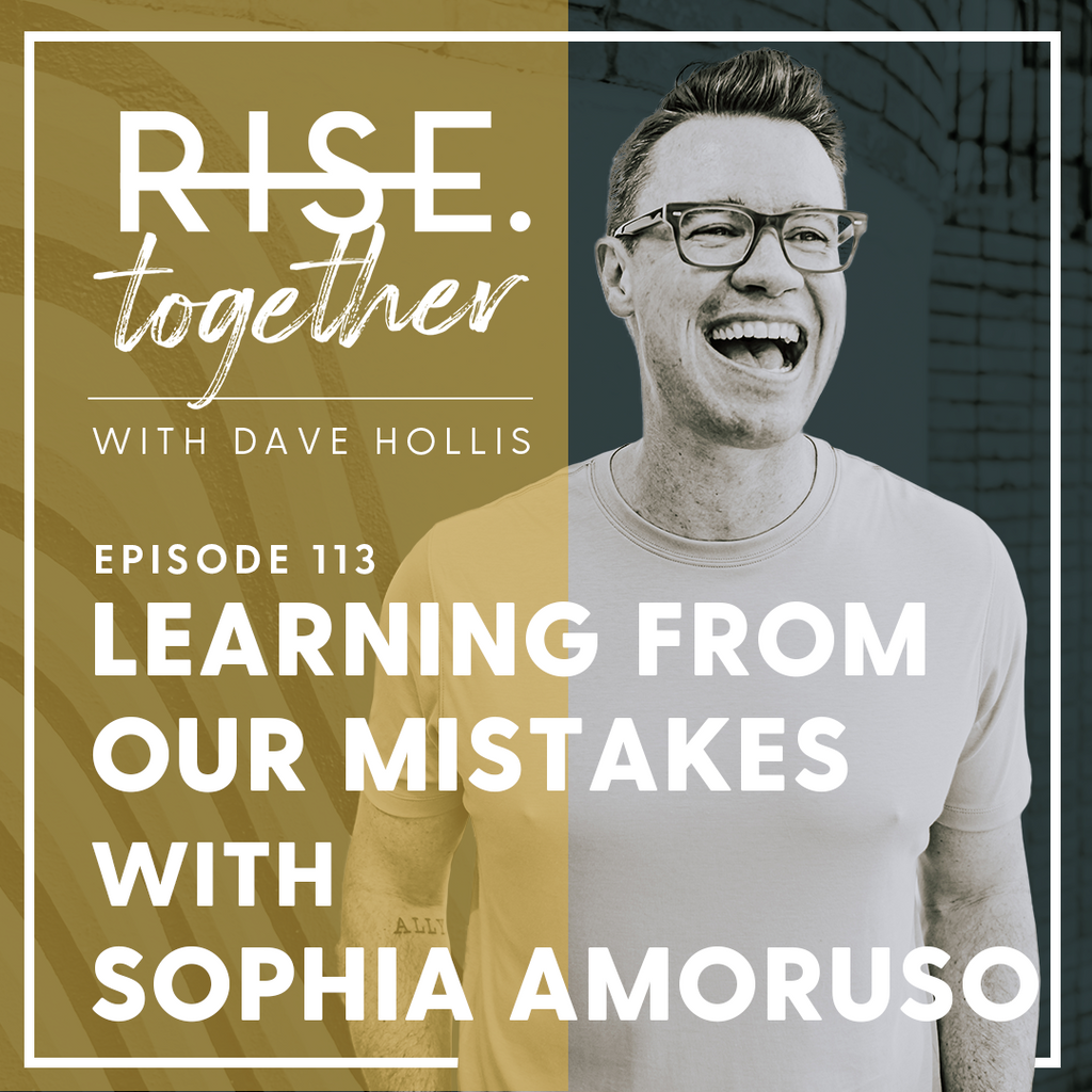 Learning From Our Mistakes with Sophia Amoruso